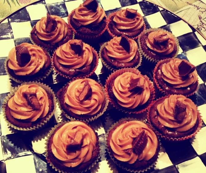 Brownie Cupcakes!